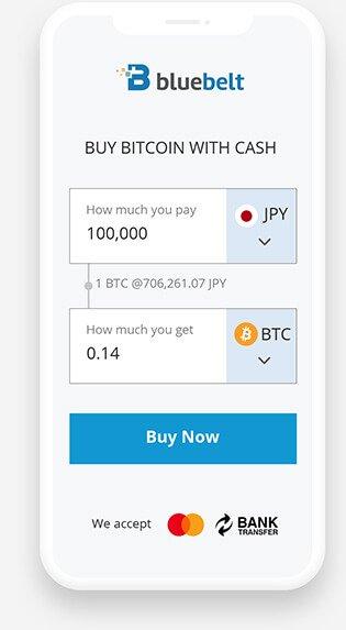 Bluebelt | Bitcoin Price | $10,530 017 USD | Crypto Exchange