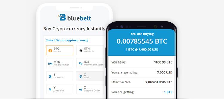 Bluebelt | Bitcoin Price | $10,078 515 USD | Crypto Exchange