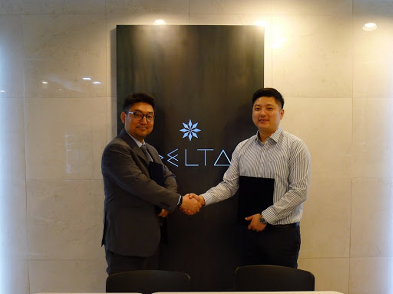 BLUEBELT Korea Signs MoU with DELTA