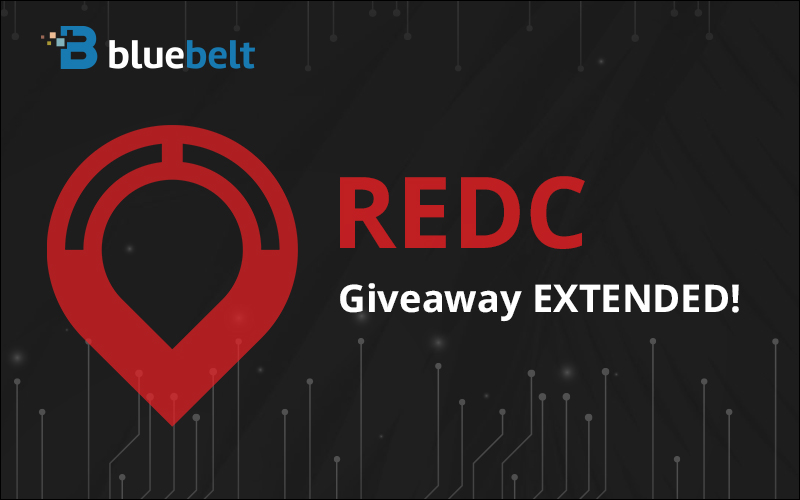 Bluebelt Extends its RedCab Token (REDC) Giveaway Promo