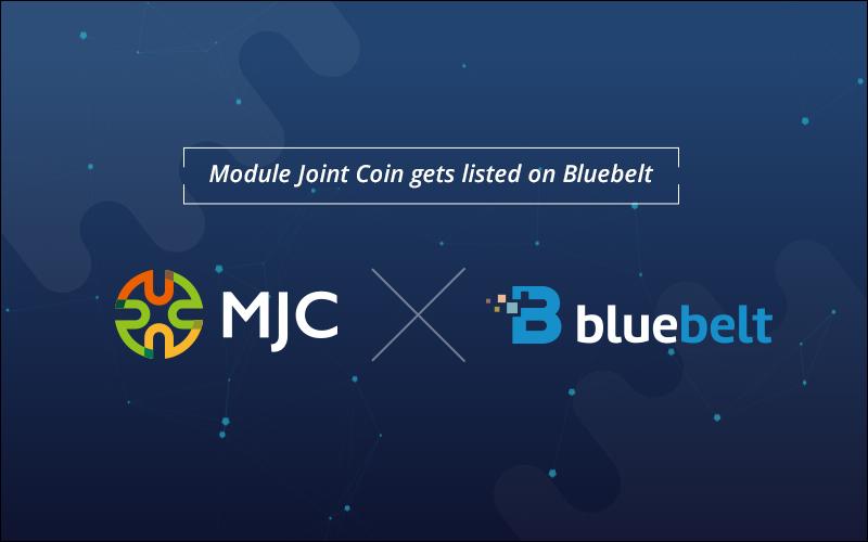 Bluebelt Officially Lists MJC, a Crypto Billing Platform Token