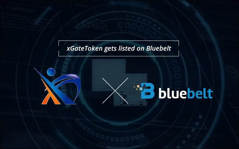 Bluebelt Officially Lists xGateToken to Open Up New Markets
