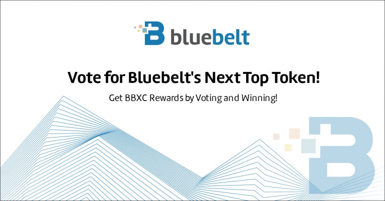 "Bluebelt Launches ""Bluebelt's Next Top Token"" Voting Event"