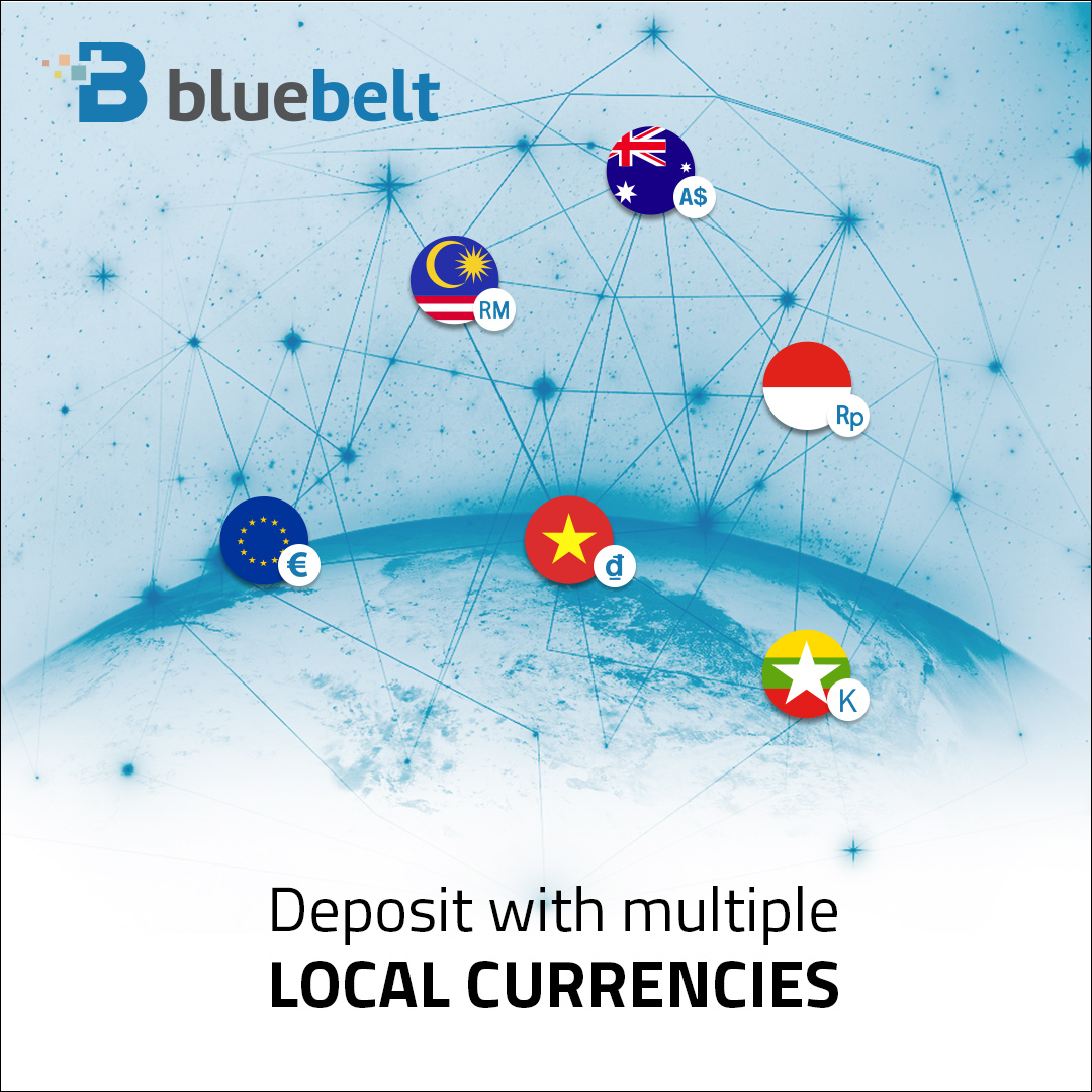 Bluebelt Update – Base Currency of Margin Trading to be Changed to Local Currency