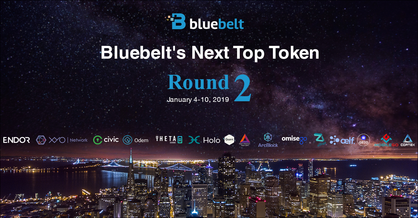 Get Ready for the Bluebelt's Next Top Token 2nd Round of Voting!