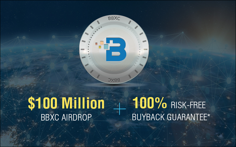 BBXC $100,000,000 BBXC Airdrop and Buyback Guarantee Alert!