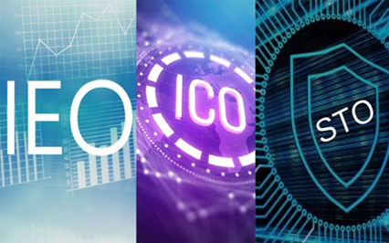 What are Differences between ICO, IEO, and STO?