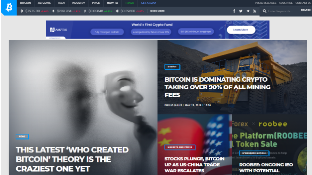 5 Most Trusted Crypto News Websites in the Industry