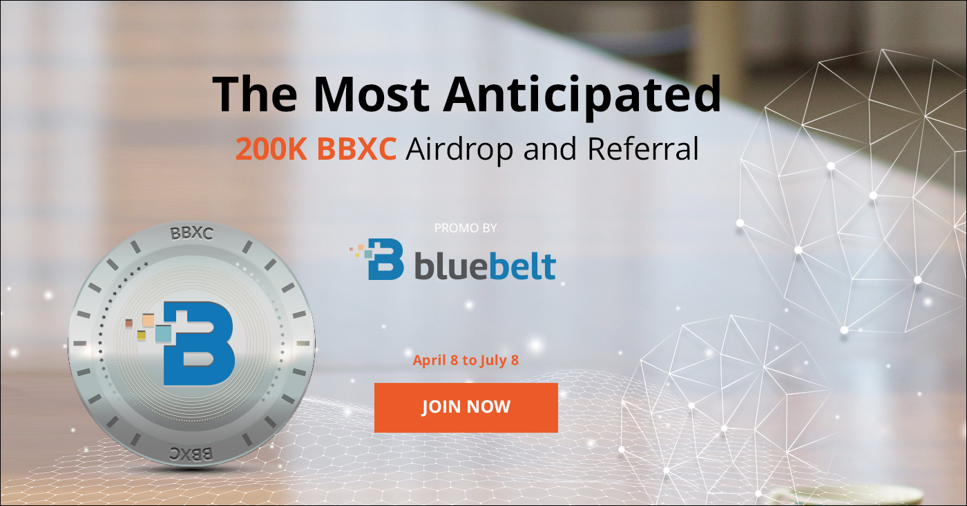 200 BBXC Airdrop and Referral Contest Extended