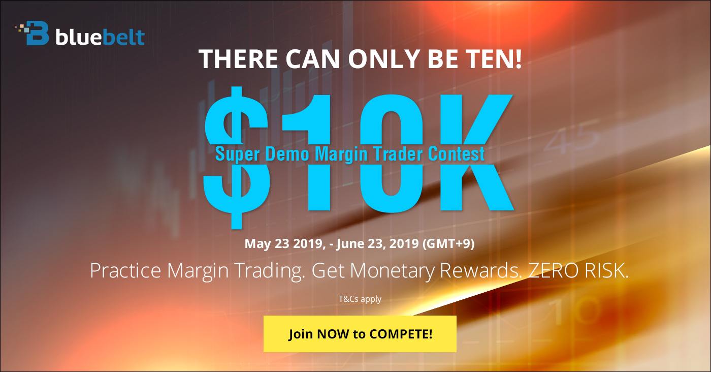 Make Way for the All New $10K Super Demo Margin Trader Contest!